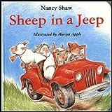 Bargain Audio Book - Sheep in a Jeep