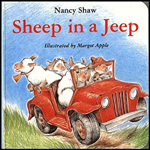 Sheep in a Jeep Audiobook