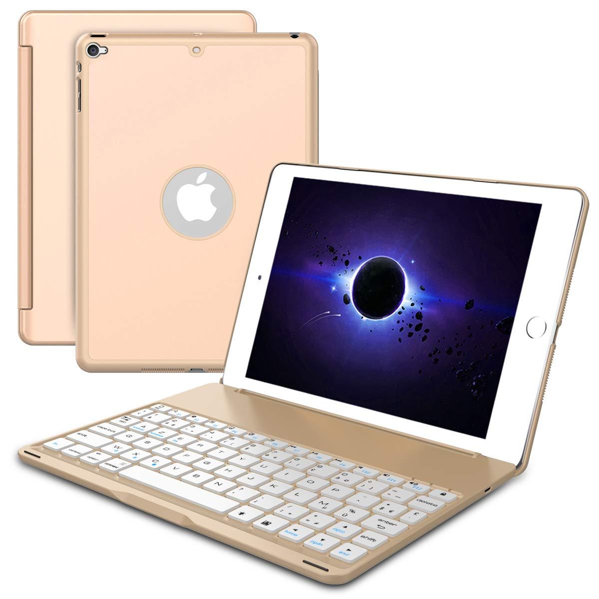 【ふるさと割】 iPad Air 2 シェル,MeetJP ドロッププロテクション 2 保護シェル スクラッチ耐性 耐衝撃性 スクラッチ耐性 ゴム B07L3T2C88 緩衝器 保護 弁護者 シェル カバー の iPad Air 2 Golden Golden B07L3T2C88, e-通販TKS:3a2c2488 --- a0267596.xsph.ru