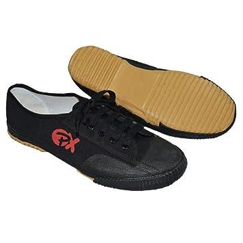 S.B.J - Sportland Segeltuchschuhe Schuhe für Kung Fu und Wu Shu ... 77b7a6e35a
