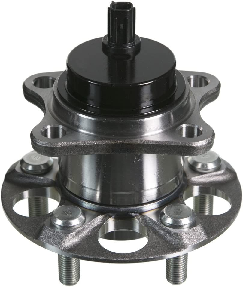 Note: FWD One Bearing Included with Two Years Warranty 2010 fits Toyota Prius Rear Wheel Bearing and Hub Assembly