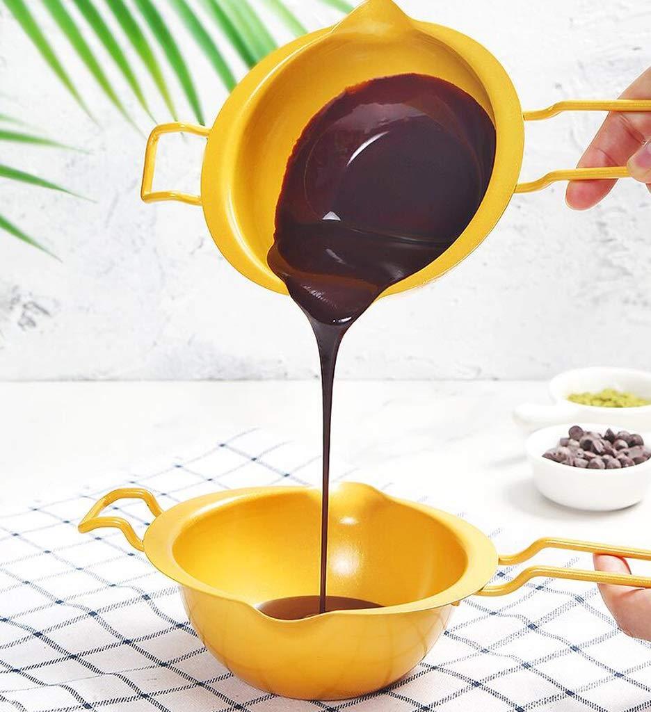 QXX Pote de la Leche del Acero Inoxidable Pote casero del suplemento de los Alimentos para niños del bebé de la Olla: Amazon.es: Hogar