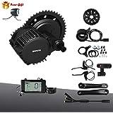 Bafang 1000 W Mid Drive Kit Bicicleta de montaña a Bicicleta eléctrica Kit de conversión Bicicleta de Carretera Medio Motor BBSHD Kit de Media Unidad