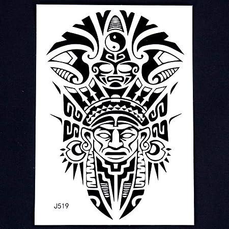 adgkitb 3 Piezas Arte Corporal Brazo Mangas Pierna Tatuaje ...