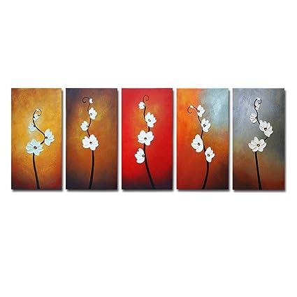 Cool Oil Painting Ideas For Living Room Minimalist