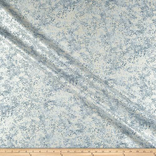 - Benartex Kanvas Essentials Pearl Stone Text. Lt. Slate Gray Light Grey, Fabric by the Yard
