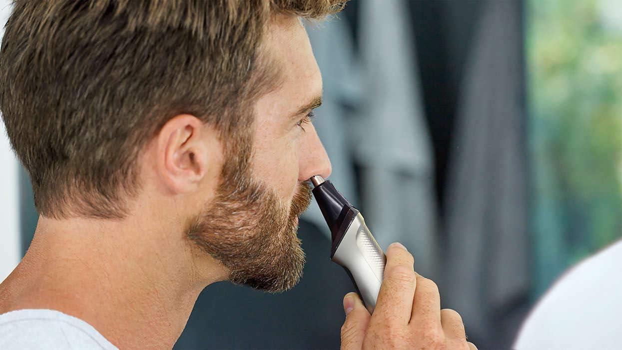Philips mg7730/15 Multigroom Series 7000 con 16 boquillas: Amazon.es: Salud y cuidado personal