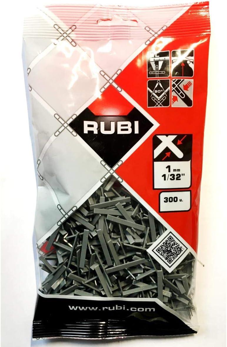 300 x Fliesenkreuze 1 mm Fuge Fliesenabstandshalter Fugenkreuze Abstandshalter