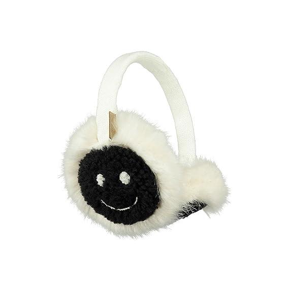 BARTS - Oreillettes blanc ivoire smiley noir enfant fille du 3 au 12 ans  Barts  Amazon.fr  Vêtements et accessoires 9da946b06f6