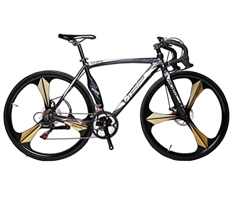 Cyrusher Machete, 54 cm, aluminio marco modo 700C 3 ruedas rápido v ¨ ¦