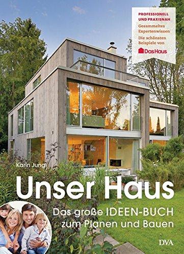 Häufig Unser Haus: Das große IDEEN-BUCH zum Planen und Bauen: Amazon.de PB49