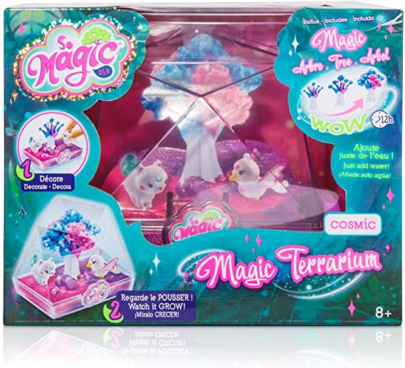 Canal Toys So Magic-Medium Terrarium-Cosmic, MSG 012: Amazon.es: Juguetes y juegos