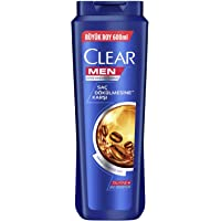 Clear Men Saç Dökülmesine Karşı Şampuan, 600 Ml