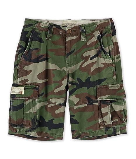 5e536fc73 Denim   Supply Ralph Lauren Men s Camouflage Cargo Shorts (29 ...