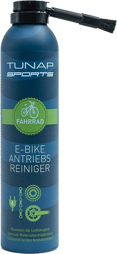 Tunap Sports E-Bike Drive Cleaner, 300 ml Limpieza perfecta de la ...