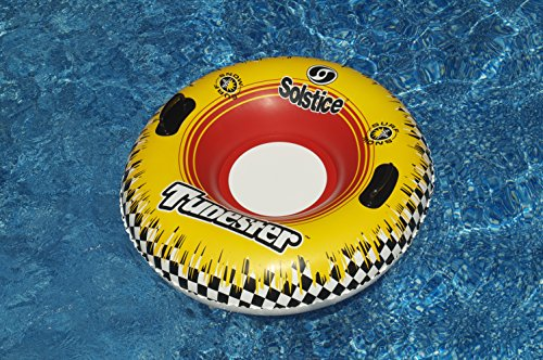 Solstice by Swimline Tubester All Season Sports Tube (Best Inflatable Snow Tube)