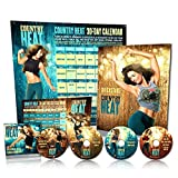 Country Heat Dance DVD Workout Base Kit - DVD Only
