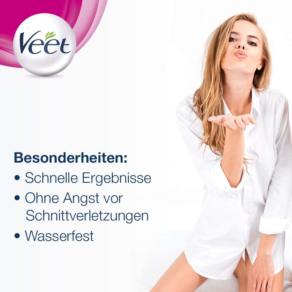 Veet Sensitive Precision Beauty Styler - Kit de depilación sin ...