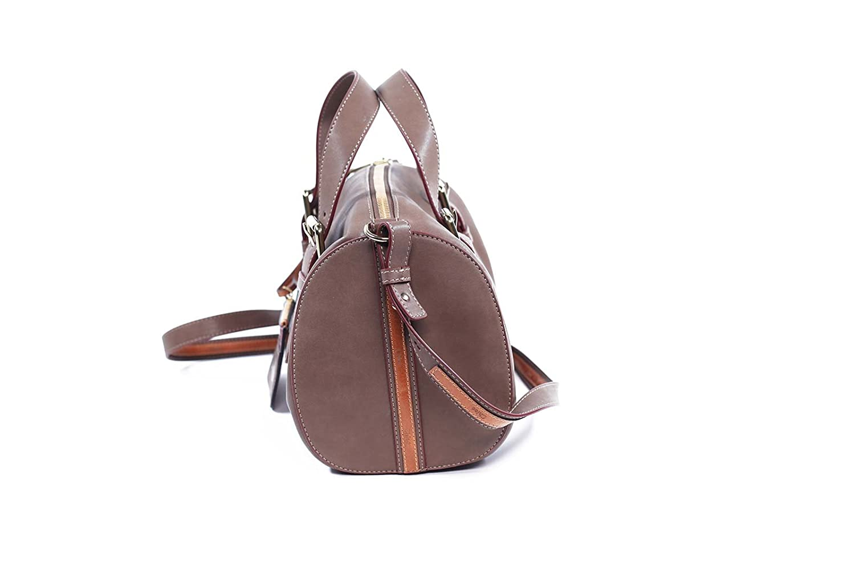 Chloe Handbags Sam Bowling Duffle Satchel In Taupe 3S0099-311