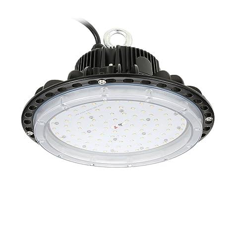 Tomshine Luz Alta de Bahía Iluminación industrial Lámpara de ...