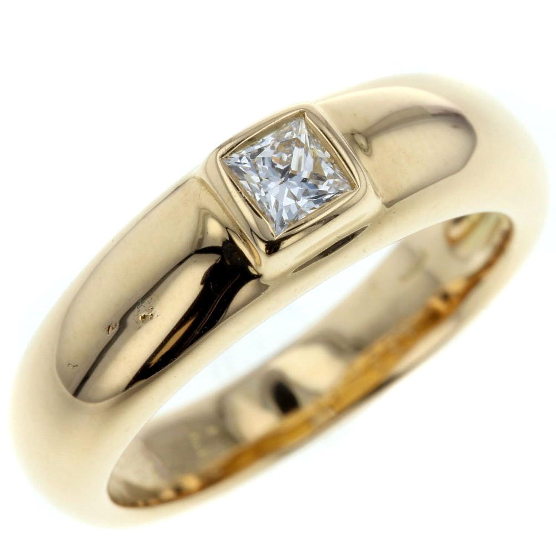(ショーメ) Chaumet リング指輪 K18イエローゴールド/ダイヤモンド ダイヤモンド レディース 中古 [PD2] B07CH3BJXL