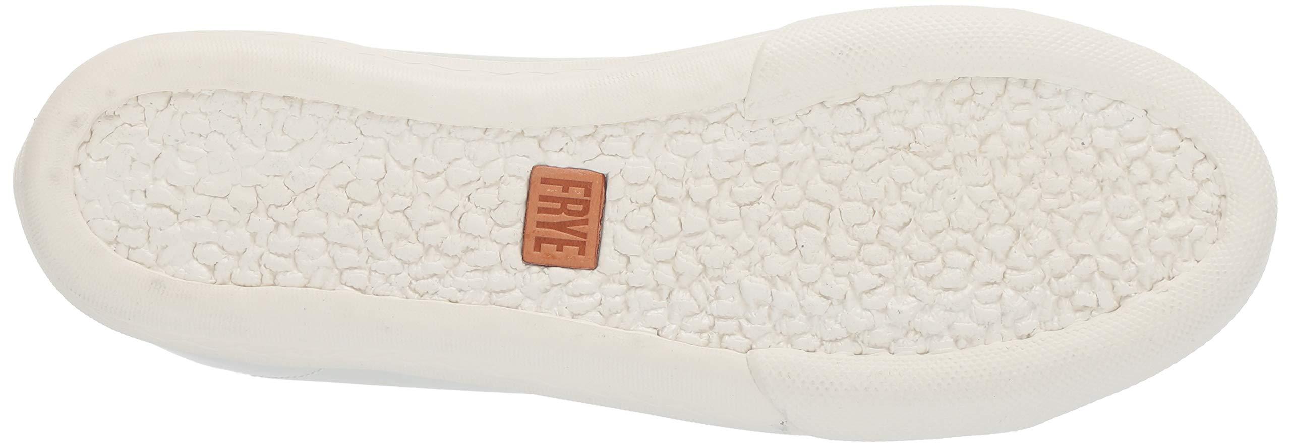 FRYE Women's Mindy Low Lace Sneaker