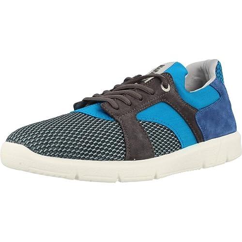 NAPAPIJRI uomo sneakers basse 12833263 N692 HANK 45 Blu-Grigio  Amazon.it   Scarpe e borse fec62ffe995