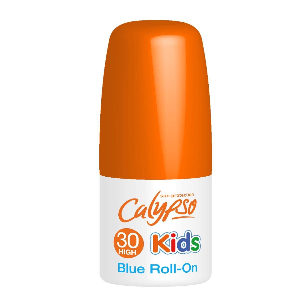 Calypso SPF 30 Colour Changing Kids Roll-On, 50 ml Linco Care CYCAL30CBR