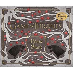 Game-of-Thrones-House-Stark-Deluxe-Stationery-Set