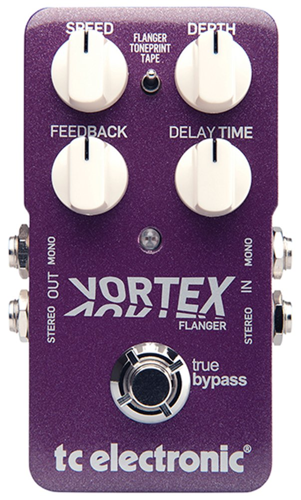 TC Electronic 960680001 Vortex - Flanger Pedal