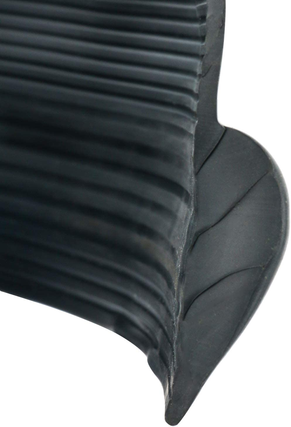 Easy Installation Garage Door Bottom Seal Rubber Weather Stripping Seal Kit 16FT | eBay