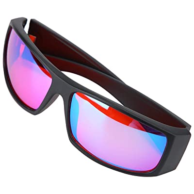 Buy Colorblind Glasses for Red-Green Blindness,Weakness Eyesight  Improvement Glasses,Color Blind Corrective Glasses with Special Coating  Improve Color Resolution Capability Online in Turkey. B08NK5NSHW