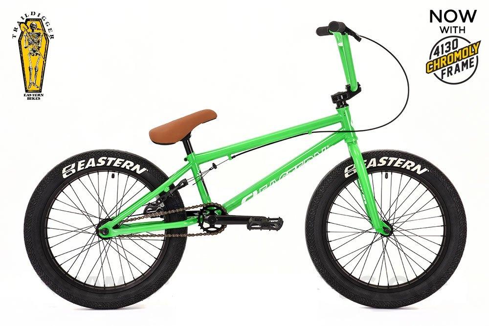 Eastern Traildigger BMXバイク2018自転車グリーン B077NTNT2L