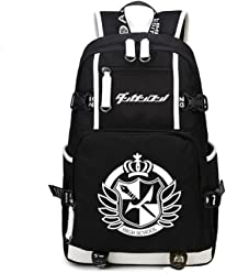 fa6e684414 YOYOSHome Luminous Anime Cosplay College Bag Daypack Bookbag Backpack  School Bag