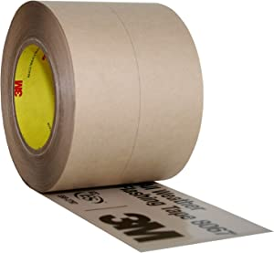 3M All Weather Flashing Tape 8067 Tan, 4 in x 75 ft, Slit Liner (2-2 Slit)