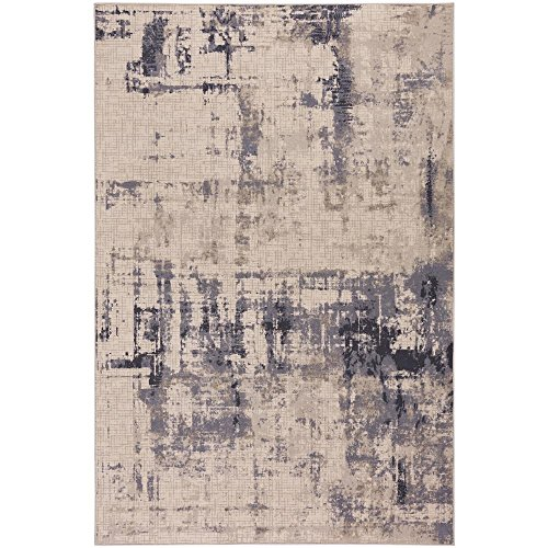 Capel Rugs Municipality-Mirage Woven Rug - Sand - 9' 2