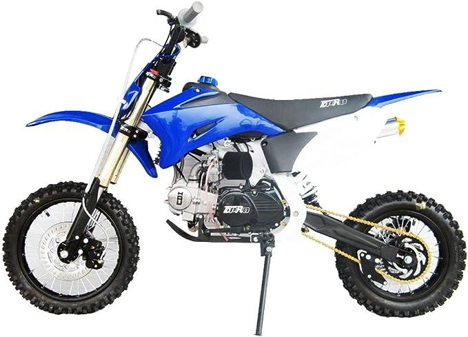 NEW YAMAHA TTR110 TTR 110 PLASTIC FENDER KIT BLUE H PS43