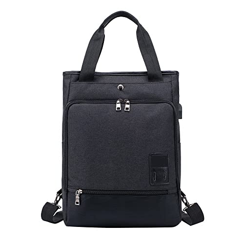 New Ladies Leather Large-capacity Backpack Simple First-layer Leather Shoulder Bag Embroidered Dual-purpose Multi-purpose Backpa Women's Bags Luggage & Bags