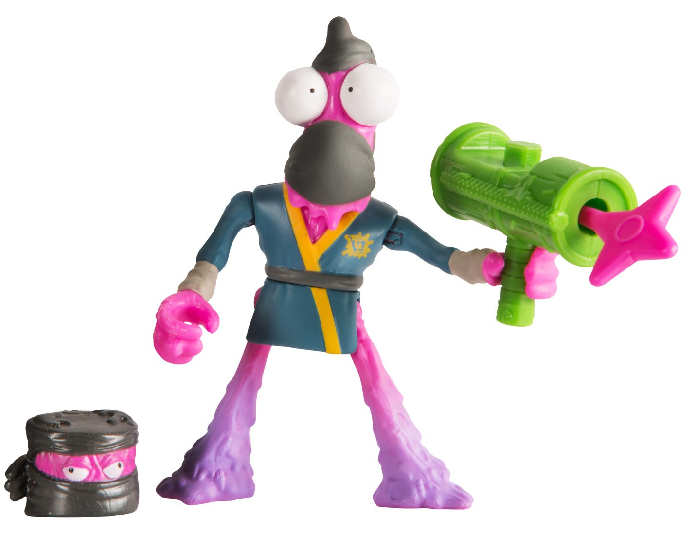 Putrid Pizza Moose Toys 69157 Grossery Gang The Time Wars Action Figure