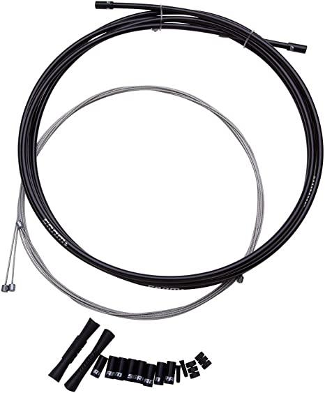 SRAM - Cables Y Fundas Cambio (Kit) Pitstop Carretera 4Mm Negras ...