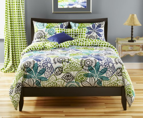 Siscovers Bali 6-Piece Duvet Set, Queen