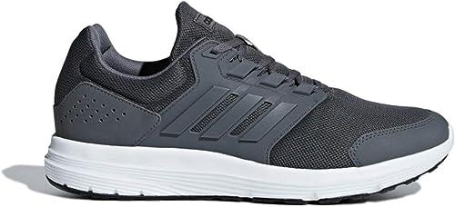 adidas Galaxy 4 Grey Grey Running Shoes 10.5