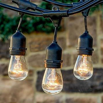 Luz led de Moda Lámpara Decorativa de 15 Bombillas LED para jardín, ingeniería, Bar