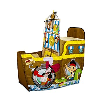 Playhut - Jake and the Neverland Pirates - Jakeu0027s Coconut Shooter Boat Play Tent  sc 1 st  Amazon.com & Amazon.com: Playhut - Jake and the Neverland Pirates - Jakeu0027s ...
