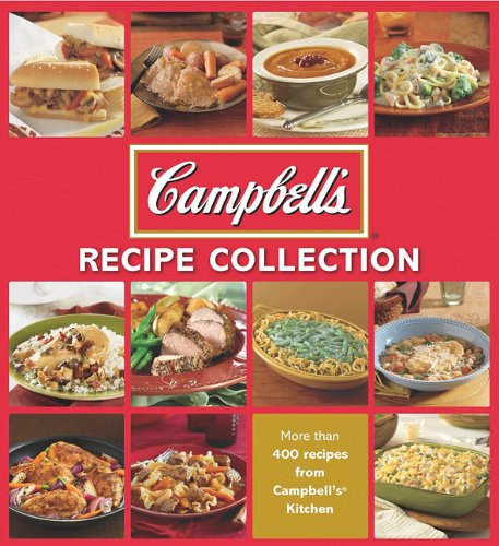 Campbell's® Recipe Collection (5-Ring - Soup Kitchen Recipes