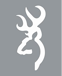Amazoncom Browning Deer Head Car Window Vinyl Decal Sticker - Browning vinyl decals