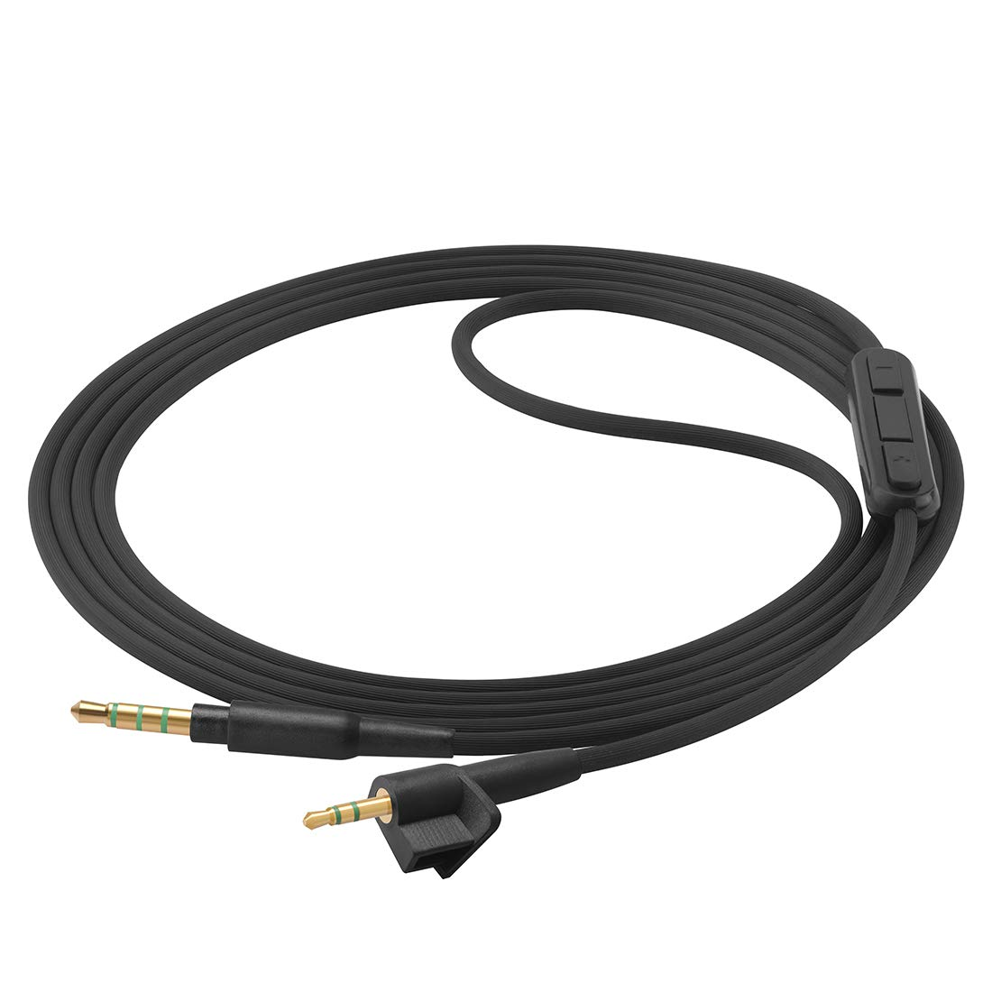 AE2i Geekria Audio Cable for Bose Around-Ear AE2 iPhone Works with Apple Device Android AE2w Headphones Replacement Cable with Inline Mic//Audio Cord with Volume Control and Microphone