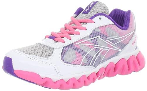 Reebok Ziglite Rush Running Shoe (Toddler Little Kid Big Kid) bd021f692