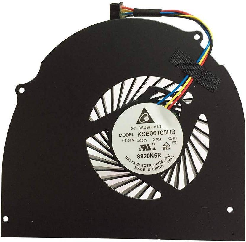 Cooler para Dell Latitude E6540 Precision M2800 072XRJ(N393)