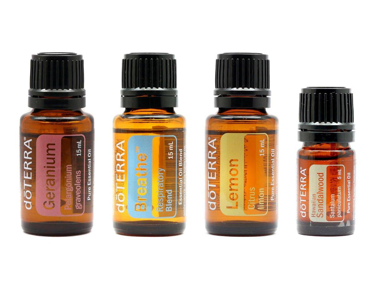 Nieuw Amazon.com: Combo Set doTerra Essential Oil [Hawaiian Sandalwood NL-91